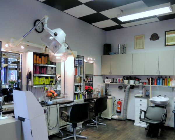 Gunn's Salong - frisørsalong i Oslo (Sinsen)